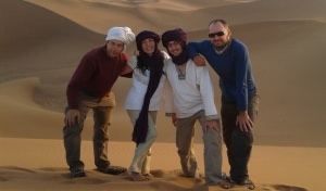 Jurek v Maroku