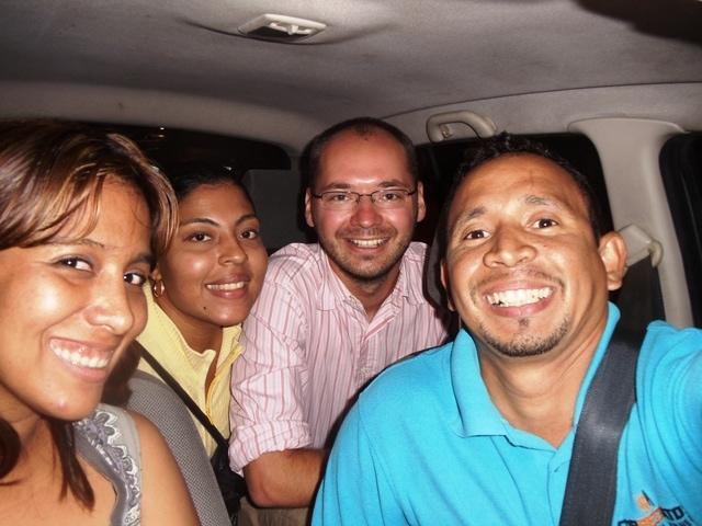 Road trip v Ekvádoru