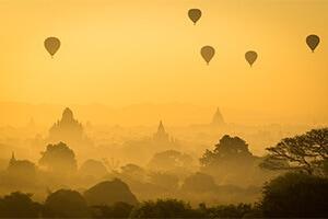 Expedice Barma - leden 2018
