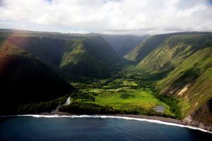 upoutavka Havajské ostrovy
