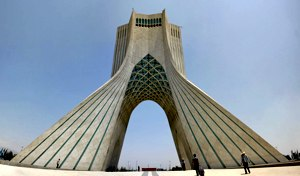 Upoutavka Írán - duben 2018
