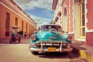 Expedice Kuba - březen 2018