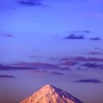 Nejvyšší hora Íránu Damavand