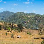Krajina v horách okolo Hsipaw