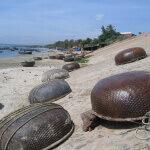 pláž v Mui Né