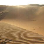 pouštní duny v Mui Né