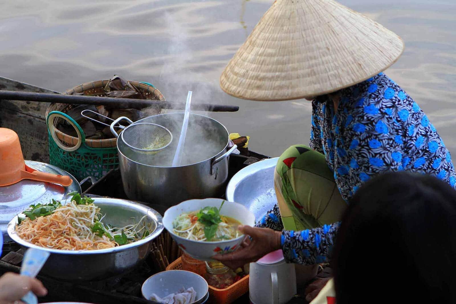 Pouliční jídelna