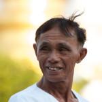 Chlapík v Chom Thongu
