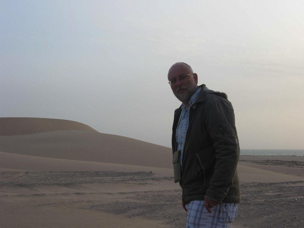 Wahiba desert, Omán