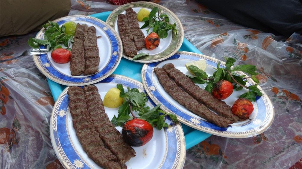 Kebab kubide