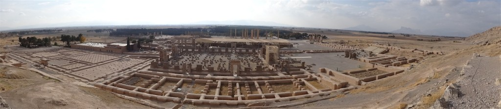 Panorama Persepole