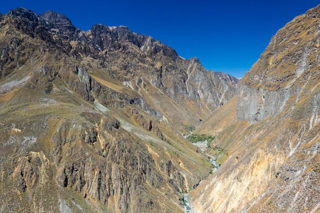 Kaňon Colca, Arequipa, Peru
