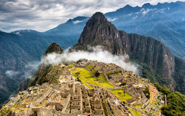 Novodobý div světa Machu Picchu, Peru