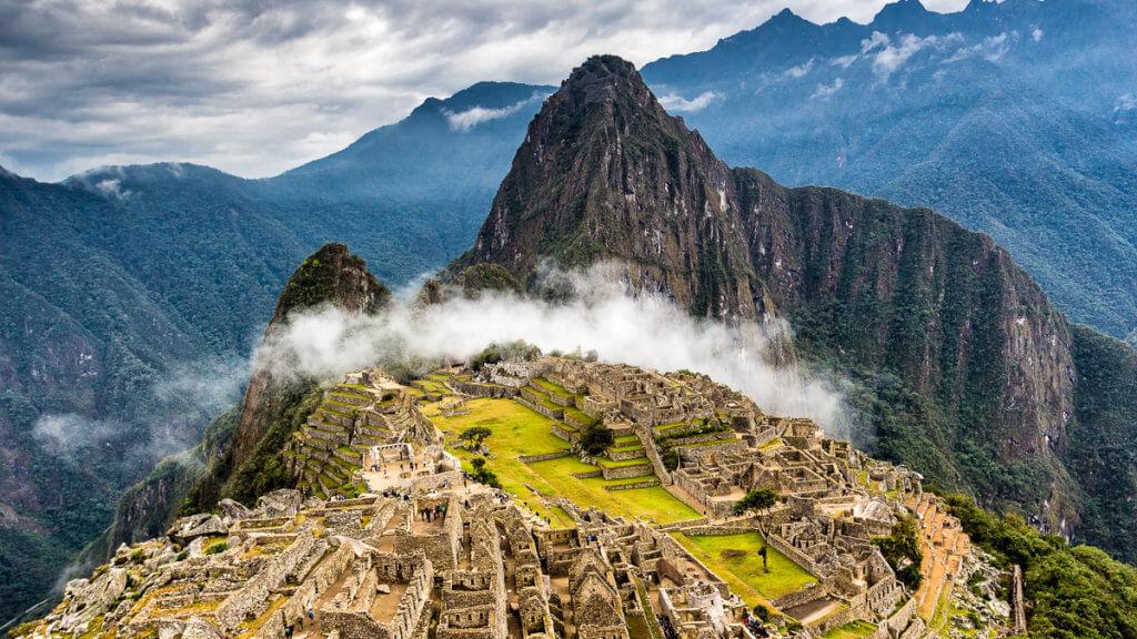 Machu Picchu Peru expedice