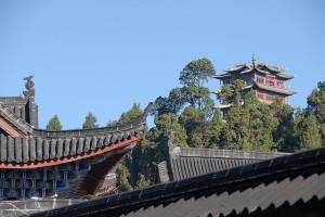 střechy lijiangu