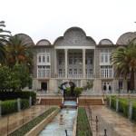Yazd a úprk do nočního Teheránu