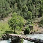 Pohoří Kačkar je ideálním místem pro trekování