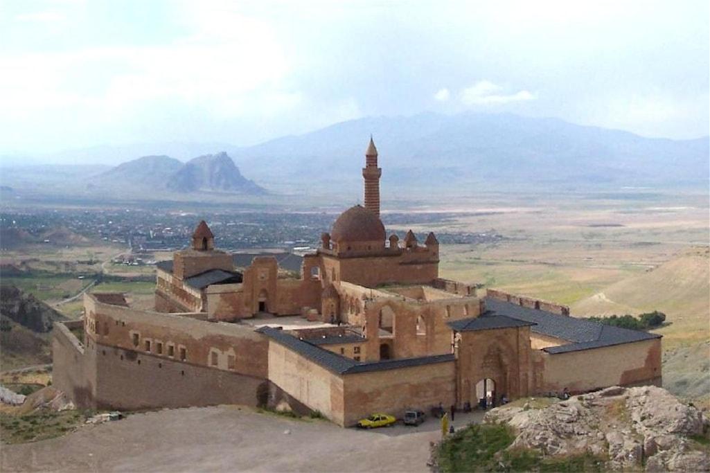 Palác Ishaka Paši