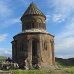 Kostelík ve městě Ani