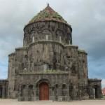 Kostel ve městě Kars