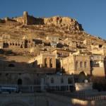 Mardin a jeho terasovitá architektura domů