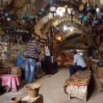Keramická dílna v městě Avanos