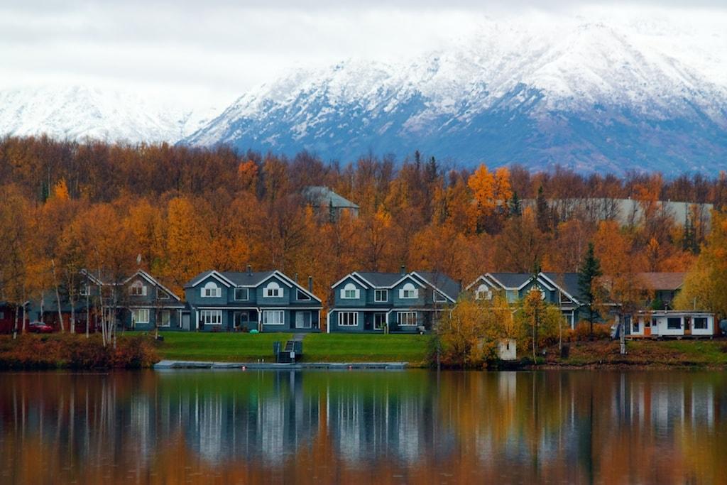 Wasilla - Aljaška