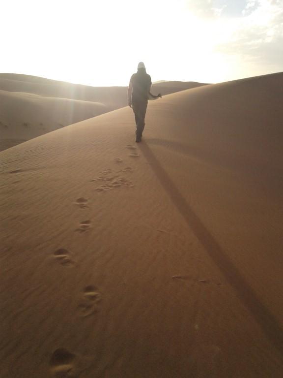 jdeme se koukat na západ slunce