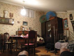 I takhle může vypadat ubytování v Gruzii u někoho doma
