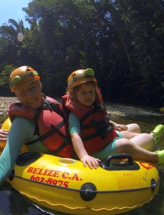 Pohodová projížďka v Belize