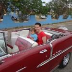 Nebojte se cestovat s malými dětmi