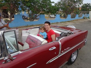 Svezeme se autem na Kubě