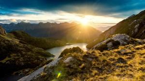 Expedice Nový Zéland - listopad 2015
