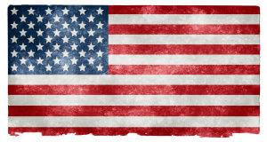 USA Grunge Flag od Nicolas Raymond / CC BY 3.0