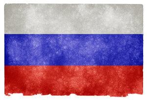 Russia Grunge Flag od Nicolas Raymond / CC BY 3.0