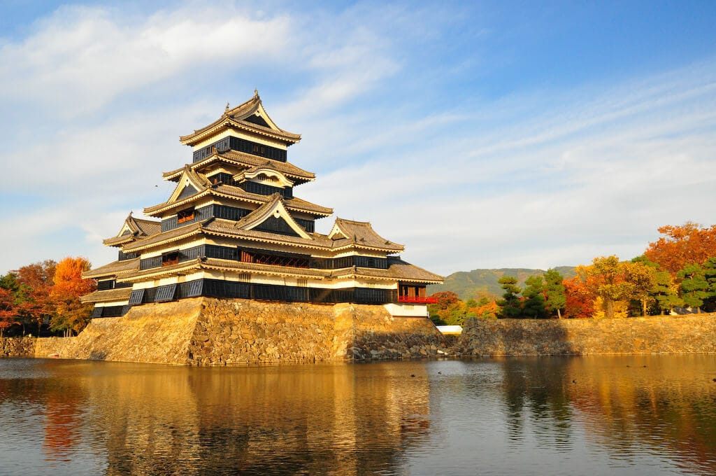 "Nikdy nedobytý hrad Matsumoto jó (<a href=""https://www.flickr.com/photos/ehnmark/2997298638"" target=""_blank"">Matsumoto castle</a> od <a href=""https://www.flickr.com/photos/ehnmark/"" target=""_blank"">Jacob Ehnmark</a> / <a href=""https://creativecommons.org/licenses/by/2.0/"" target=""_blank"">CC BY 2.0</a>)"