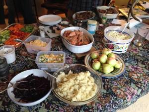 Velryba na talíři