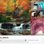 10 Instagramů, se kterými procestujete svět