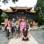 Pohodové velkoměsto Kunming