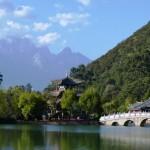 Čínský turismus v Lijiang