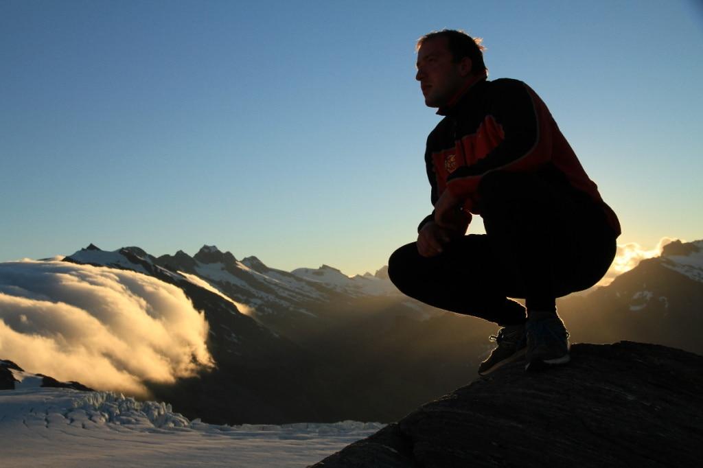 Mt. Aspiring - Nový Zéland