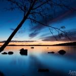 Jezero Pyhäjärvi, Finsko