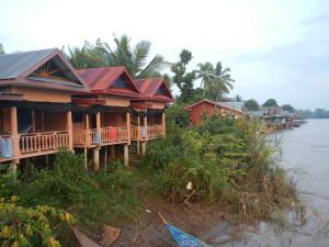 Hotýlek na Mekongu