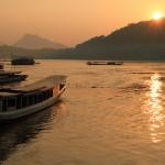 Nezapomenutelná atmosféra města Luand Prabang