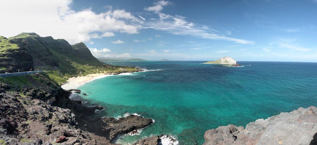 Havaj - Oahu (autor: Tomáš P.)