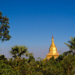 Tour de chrámy po Rangúnu