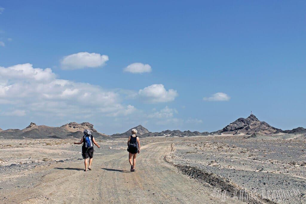 cestou na maják