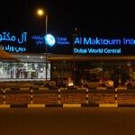 letiště Dubai DWC