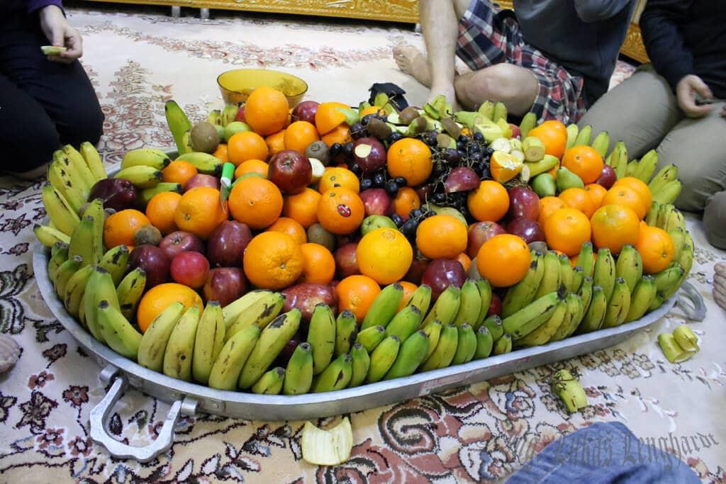 mísa ovoce