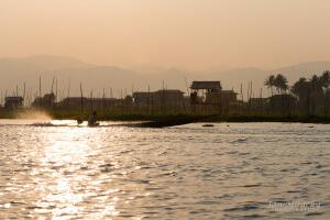 20150307 17,46 - jezero Inle, Barma